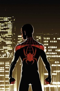 Miles Morales, The Ultimate Spider-man!