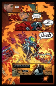 Spawn Ressurection #1 3
