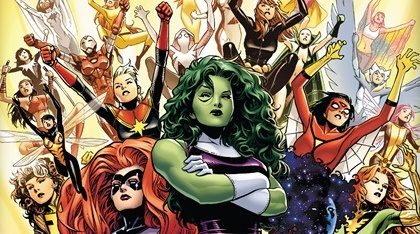 A-Force #1 profile