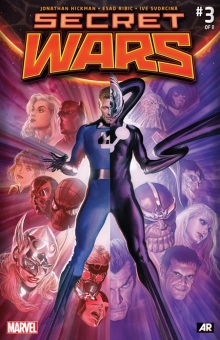 secret wars 3 cover