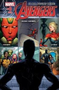 Avengers#0 1