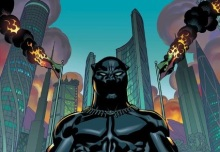 Black Panther Comic