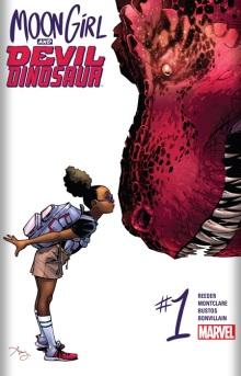moongirlndevildinosaur#1 1