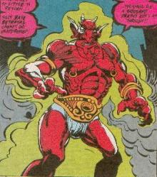 Mister Jyn- Demonic form